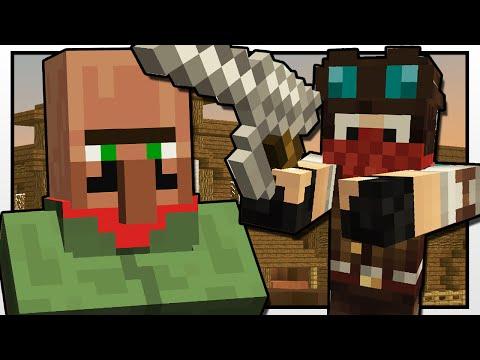 Minecraft | THE WILD WILD WEST!! | Custom Mod Adventure