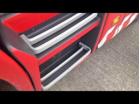 64 REG stobart wagon 'interior & exterior' @ UPS   7/5/15