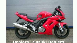 2. 2005 Suzuki SV 650S Details & Specification