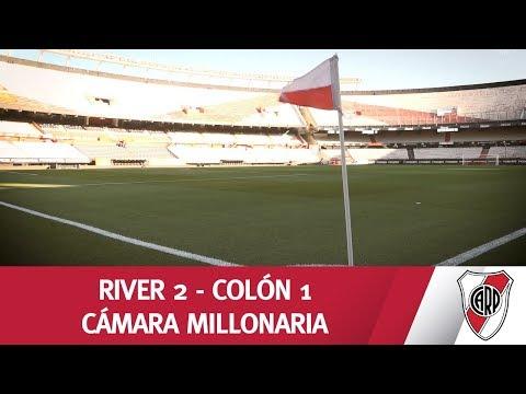 ¡OJO MILLONARIO! Mirá las imágenes del partido frente a Colón desde nuestra cámara exclusiva