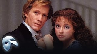Steve Harley and Sarah Brightman in the famous music video version of 'The Phantom of the Opera,' directed by Ken Russell. Presenting The Phantom of the ...
