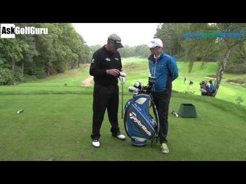 TaylorMade SLDR Driver with Darren Clarke