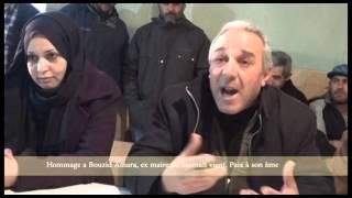 Hommage a Mr BOUZID AMARA,   ex maire de Tazmalt. Paix à son âme