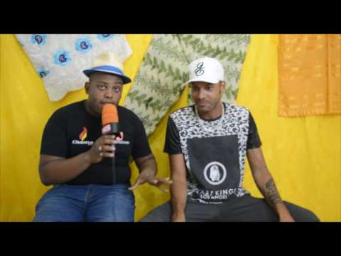 Carnaval 2017 - Entrevista com Gueu Braga