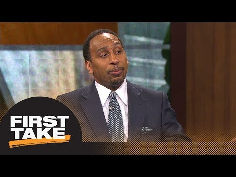 Stephen A.'s epic rant on idea of Suns trading No. 1 pick for Kawhi Leonard  First Take  ESPN