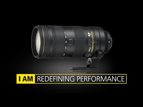 NEW Nikon 70-200mm f2.8E FL ED VR