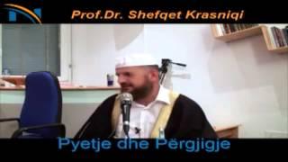 Martesa ndërmjetveti dej n'kater breza - Hoxhë Shefqet Krasniqi