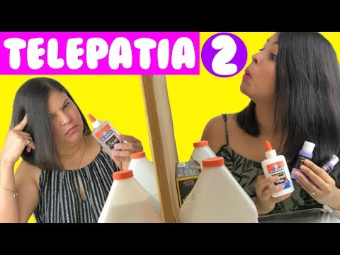 SLIME por TELEPATIA 2 ????  Twin Telepathy Slime Challenge 2