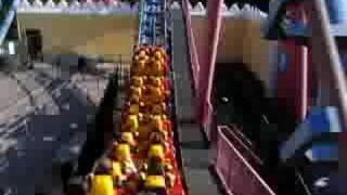 Wavre Belgium  city photos gallery : Rollercoaster Cobra Walibi Wavre Belgium
