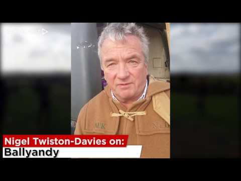 Nigel Twiston-Davies Interview