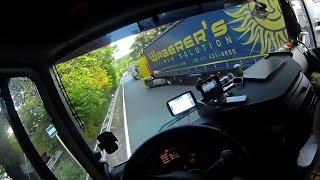 85. Célegyenesben. Nemzetközi kamionsofőr élete. 7. rész
