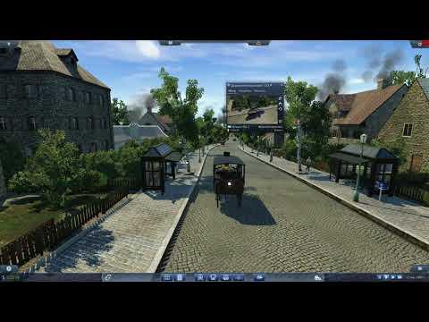 Transport Fever #04 - Междугородний грузовой маршрут
