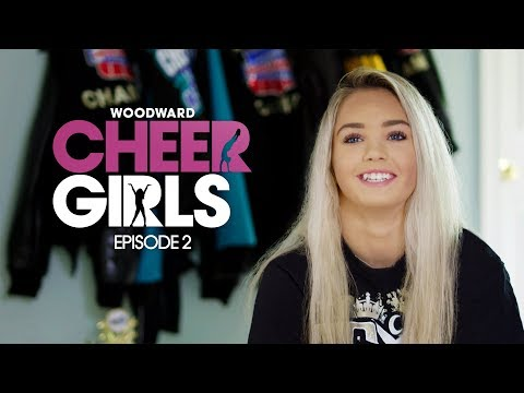 Meet Gianna Macchiarulo - EP2 - Woodward Cheer Girls Season 3