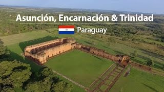 I went from Asuncion down to Encarnación and over to the ruins at Trinidad to explore the best things to do in Paraguay & to show you why this country is worth a ...