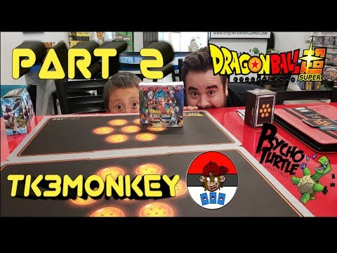 Opening A DBS Booster Box Part 2 With TK3MONKEY!!!!