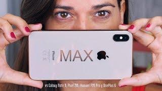 Duras Pruebas Del Iphone Xs