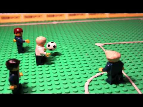 Lego Greatest Euro Moments