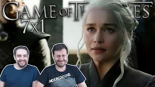 Game of Thrones Reaction Season 7 Episode 1