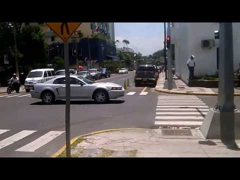 Pasando por San Pedro Sula Honduras 2017