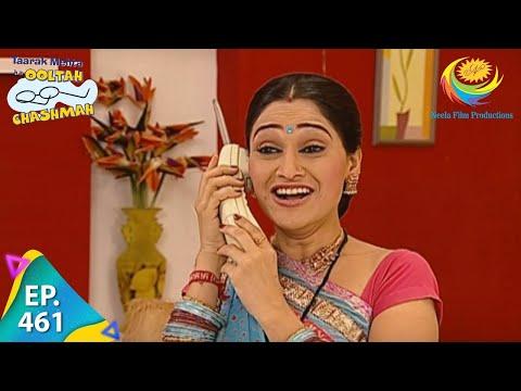 Taarak Mehta Ka Ooltah Chashmah - Episode 461 - Full Episode