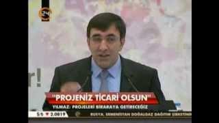 3.Yenilikçi Ankara Proje Pazarı Haberi - Kanal 24