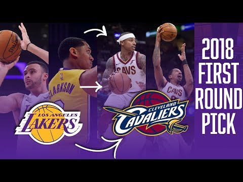 Video: Jordan Clarkson, Larry Nance Jr. To Cavs For Isaiah Thomas, Channing Frye, 2018 First-Round Pick