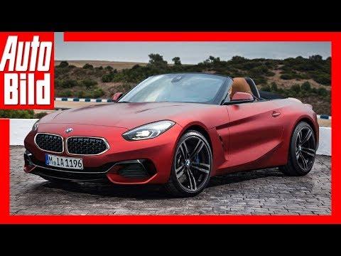 BMW Z4 - dritte Generation / Zukunftsaussicht (2018 ...
