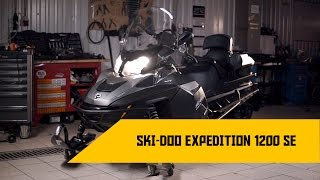 1. Обзор �негохода Ski-Doo Expedition 1200 SE