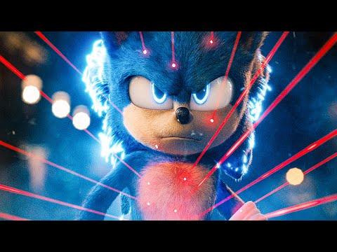 SONIC: THE HEDGEHOG Trailer 2 (2020)