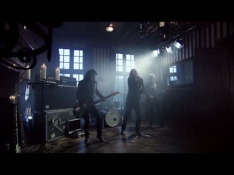Vandenberg's Moonkings - Breathing (Official Video)