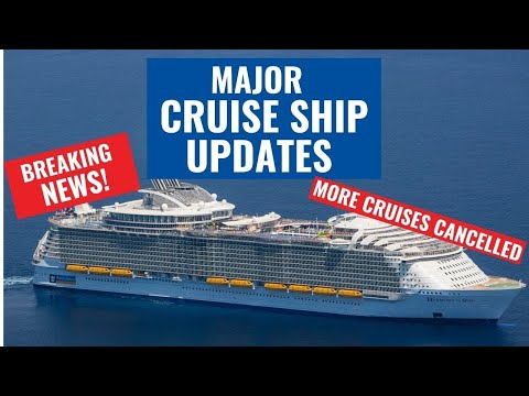 HUGE CRUISE SHIP NEWS! MORE CRUISES CANCELLED   CRUISE LINES SELLS MORE SHIPS!