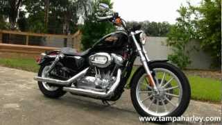 9. Harley-Davidson Sportster 883 Low for sale