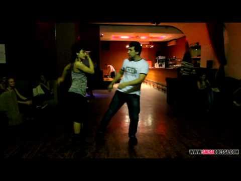 Salsa - Shine (соло в паре)