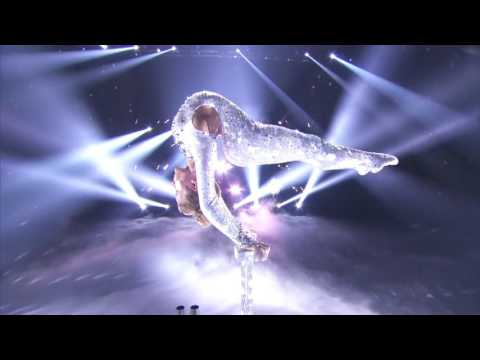 RAIGN - WICKED GAMES by Sofie Dossi on AMERICA'S GOT TALENT Semi-finals