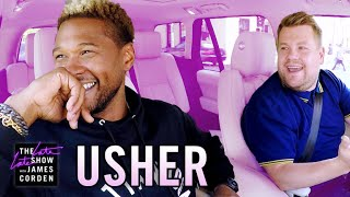 Video Usher Carpool Karaoke MP3, 3GP, MP4, WEBM, AVI, FLV Mei 2018