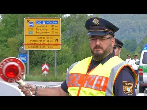 Gegen illegale Einwanderung: Bayern kontrolliert Gren ...