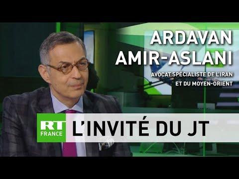 Iran: La France vient officiellement de s'aligner sur la position américaine