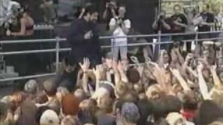 Deftones Live Bizarre Festival Germany 2000