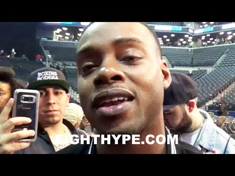 Errol Spence Explains Why He Defended Adrien Broner To Jermell Charlo; Wants Beef Squashed