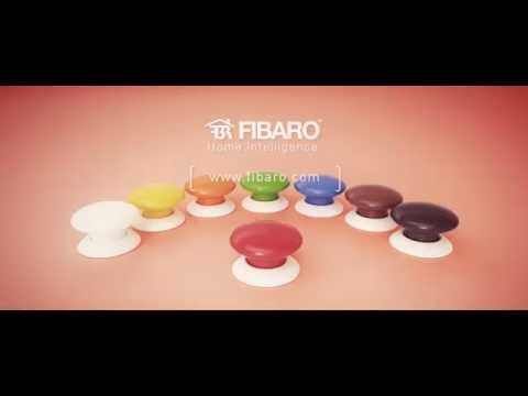 FIBARO The Button, tipka FGPB-101 3 EU
