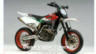 4. 2008 Husqvarna SM 450R  Details Specs Info Top Speed Engine Transmission superbike