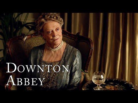 Violet's Best Season 5 Moments | Downton Abbey