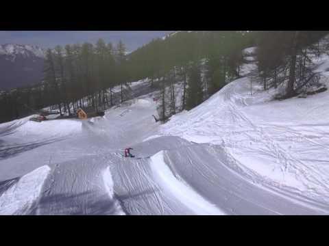 Ski aux Orres