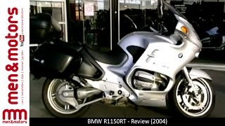 3. BMW R1150RT - Review (2004)