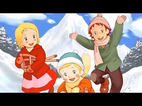 Sui monti con Annette - Ep 01 - I ragazzi delle Alpi