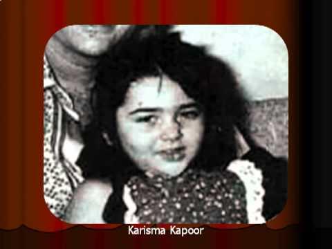 Baby Aishwarya rai Master Abhishek bachchan ... childhood photos.mp4