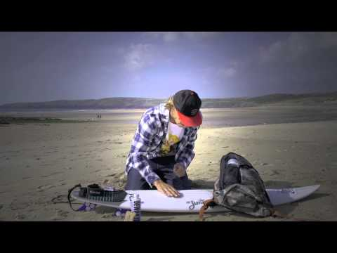 Surfing – How to: Wax your board