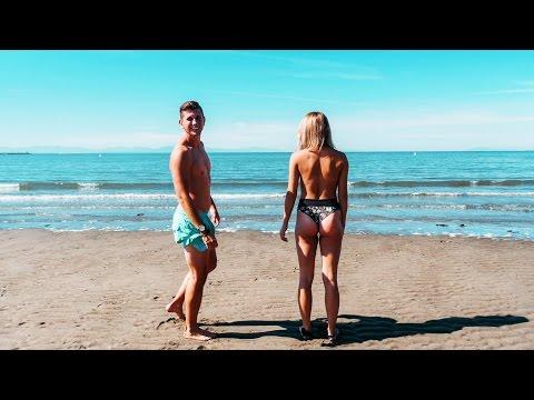 VANCOUVER'S NUDE BEACH - Vlogging Vancity (видео)