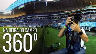NA BEIRA DO GRAMADO DA ARENA EM 360ºTe inscreve no canal: https://www.youtube.com/rduckerSegue o site em todas as plataformas:Facebook: https://www.facebook.com/ducker.com.br/Twitter: https://twitter.com/Ducker_GremioInstagram: https://www.instagram.com/ducker_gremio/