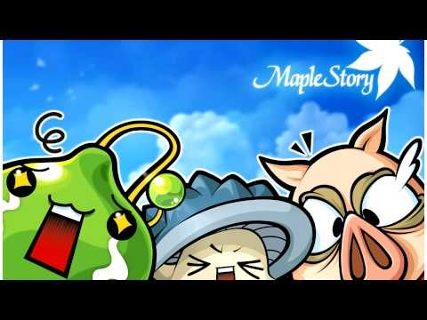 Maplestory Music (High Quality): [8.2] Funny Time Maker